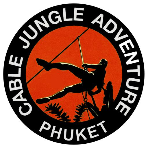 Cable Jungle Adventure Phuket Retina Logo